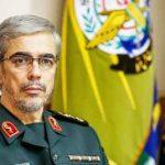 پیام تبریک رئیس ستاد کل نیروهای مسلح به افتخارآفرینان بازی های پارآسیایی ۲۰۱۸