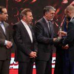 مراسم اختتامیه سی و هفتمین جشنواره فیلم فجر برگزارشد