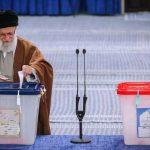 حضور امام خامنه ای در انتخابات مجلس شورای اسلامی و میاندورهای مجلس خبرگان رهبری